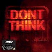 Don't Think (Limited Cd+Dvd+Fullsize Boek)