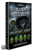 Foto van Xploder Call Of Duty Ghost Edition X360