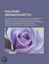 Politiker (Massachusetts)