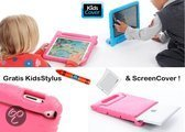 KidsCover Original Beschermhoes - Geschikt voor Apple iPad 2/3/4 - Roze
