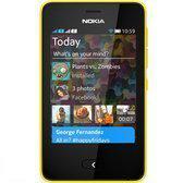 Nokia 501 Asha - Geel
