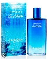 Davidoff Cool Water Into The Ocean - 125 ml - Eau de toilette