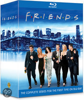 Friends Complete Collection (Blu-ray)