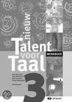 Nieuw talent voor taal aso 3 - werkboek