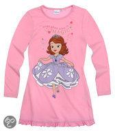 Disney Princess Nachtjapon - Roze - Maat 116
