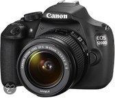 Canon EOS 1200D + 18-55 IS II - Spiegelreflexcamera