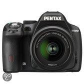 Pentax K-500 + DAL 18-55mm Spiegelreflexcamera