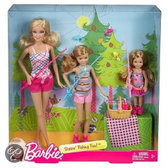 Barbie Sisters Fishing Fun