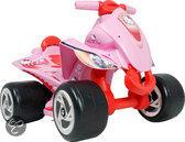 Injusa Hello Kitty Raceauto - Accuvoertuig - 6V