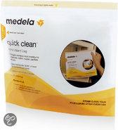 Medela QuickClean - Magnetronzakken