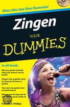Zingen voor dummies  + CD / druk Heruitgave