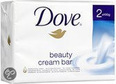 Dove Beauty Cream Bar Regular - 2 stuks - Zeep