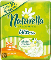 Naturella - Normal Plus Voordeelpak - Maandverband