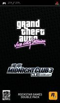 Grand Theft Auto Vice City Stories + Midnight Club 3