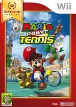 Foto van Mario Power Tennis - Nintendo Selects