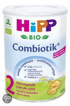 HiPP 2 - Bio Opvolgmelk - 900g