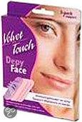 Velvet Touch Depy Face - 3 stuks - Ontharingsstrips