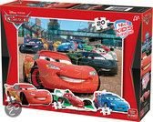 Disney Shaped Cars 4 in 1