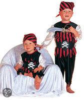 Carnavalskleding Piraat baby jongen Maat 98