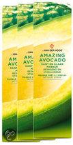 Dr van der Hoog Amazing Avocado - Gezichtsmasker - 3 stuks - Voordeelverpakking