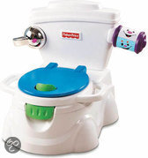 Fisher-Price Baby's Eerste Toilet