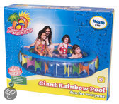 Summertime Opblaasbaar Regenboog Zwembad