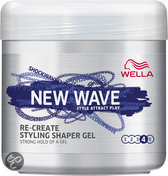 Wella New Wave ReCreate Shaper - Gel