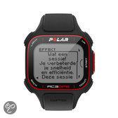 Polar RC3 GPS - Sporthorloge / Fietscomputer - Zwart