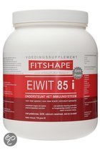 Fitshape Eiwit 85% Vanille - 750 gr - Drinkmaaltijd