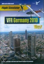Foto van VFR, Germany 2010 (West) (FS X Add-On) (DVD-Rom)