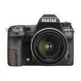 Pentax K-3 + DAL 18-55mm WR Spiegelreflexcamera - Zwart