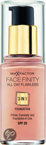 Max Factor Facefinity 3 in 1 SPF 20 - Rose Beige 65 - Foundation