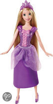 Disney Princess Glitter Prinses Rapunzel