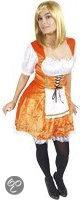 Serveersters - Kostuum - Oranje