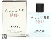 Chanel Allure Sport for Men - 50 ml - Aftershave lotion