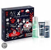 Biotherm Aqua Power 75ml + Scheerschuim 50ml + Reiningsgel 40ml