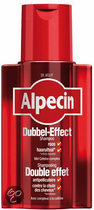 Alpecin Shampoo Dubbel-effect