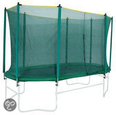 Game On Sport Ovale Trampoline Net - 366 cm