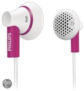 Philips SHE3000PK/10 - Koptelefoon - Roze / Wit