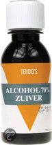 Tendo Alcohol Zuiver 70% Petfles
