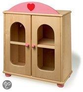 Base Toys Houten Poppen Kledingkast
