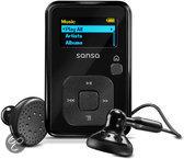 SanDisk Sansa Clip+ - Mp3-speler - 4 GB - Zwart