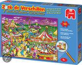 Jumbo Zoek-De-Verschillen-Puzzel: Een Dagje op de Kermis
