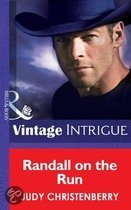 Randall on the Run (Mills & Boon Intrigue) (Brides for Brothers - Book 7)