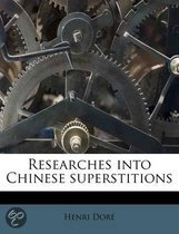 Researches Into Chinese Superstition, Volume V.7