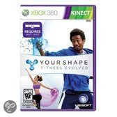 Your Shape: Fitness Evolved - Xbox 360 Kinect