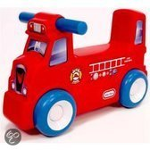 Little Tikes Loopauto Brandweerauto