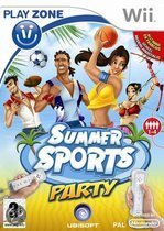 Summer Sports: Party