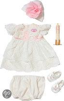 Baby Annabell Luxe Mijn 1ste Verjaardag Kledingset - Poppenkleding