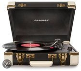 Crosley Home entertainment - Platenspelers CR6019A BLACK